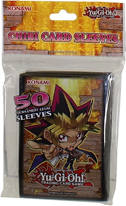 Kaibas Majestic Collection Card Sleeves 50 Pack Yu-Gi-Oh