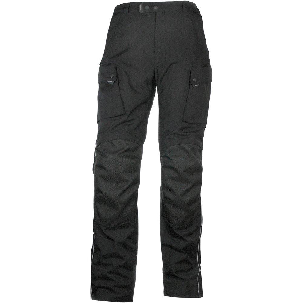 Olympia Moto Sports MP204 Men's Ranger Pants (Black, Size 36)