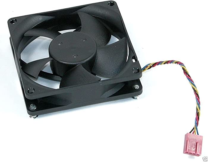 iiFix New Replacement SFF MT Front Case cooling Fan for Dell MPNKK Inspiron 3650 3655 3656 5040 7040