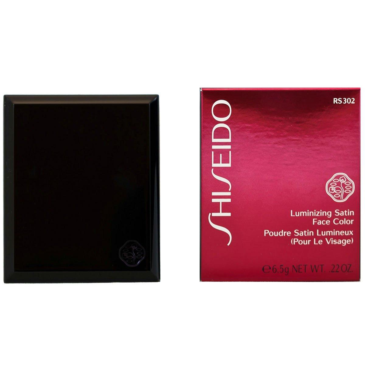 Shiseido Luminizing Satin Face Color, No. Rs302 Tea, 6.5 Ounce