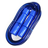 TWINS SPECIAL MUAY THAI BOXING JUMP ROPE/SKIPPING ROPE BLUE COLOR