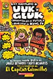 Las Aventuras de Uuk y Gluk (The Adventures of Ook and Gluk), Dav Pilkey, 0606153233