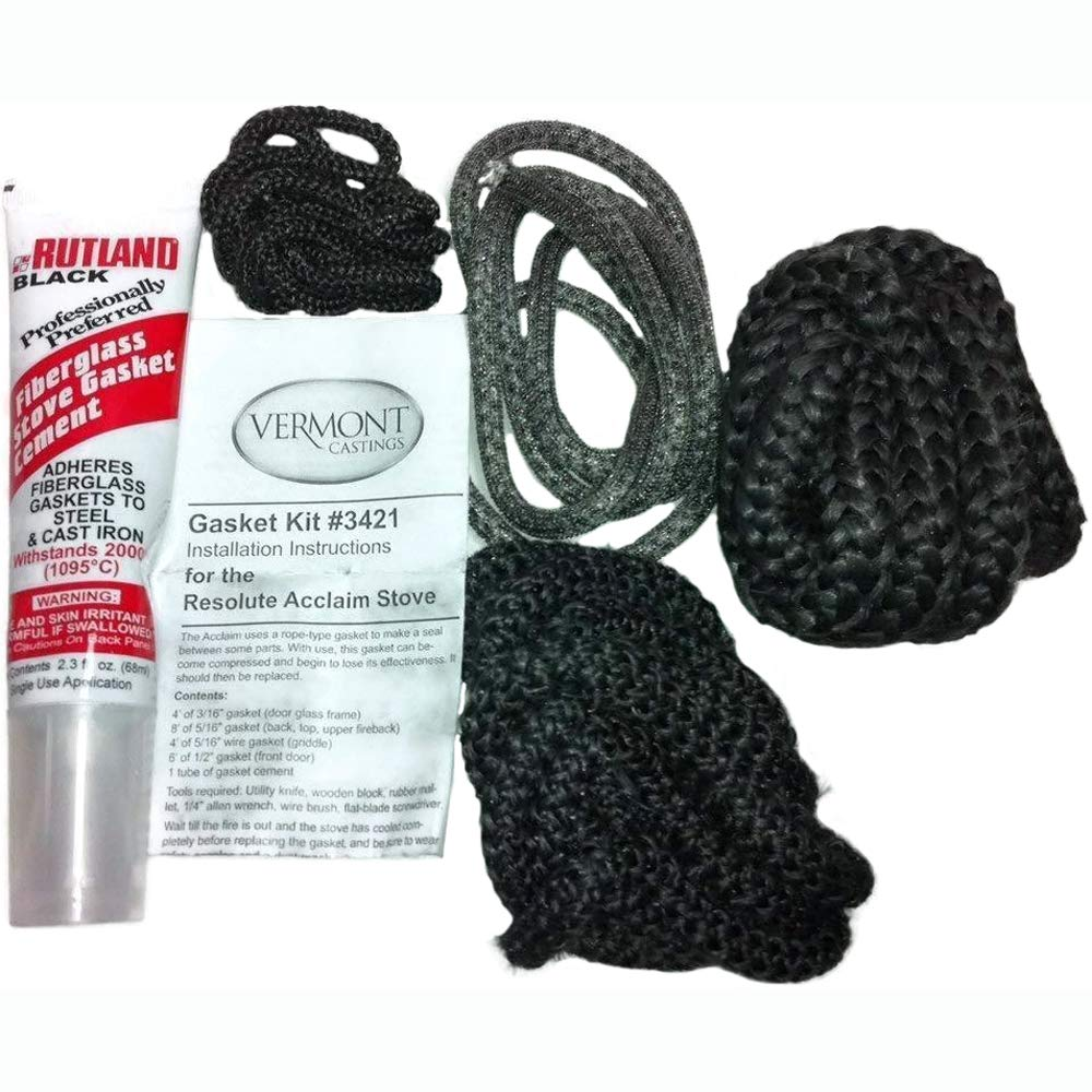 3421 Resolute Acclaim Stove Gasket Kit | Vermont Castings by Vermont Castings