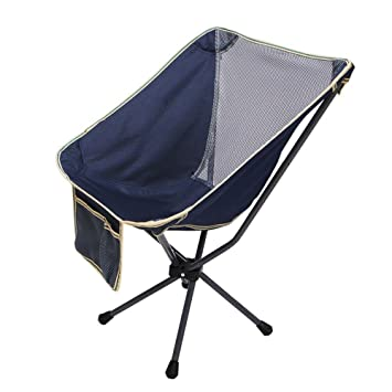 amazon com qyc outdoor folding chair portable beach chair fishing
