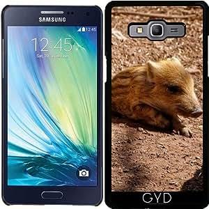 Funda para Samsung Galaxy A5 (SM-A500) - Adorable Bebé Jabalí by More colors in life