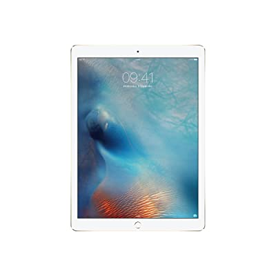 "Apple iPad Pro (128GB, Wi-Fi + Cellular, Gold) - 12.9"" Display"