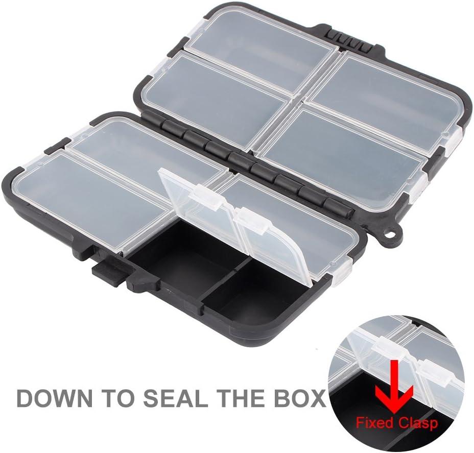 Kunststoff; Schlank; Wasserdicht; Fly Angelgerät Box; Fliegen Fall; Lager;