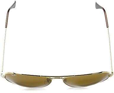 a7a012638a Ray-Ban Unisex-Adults Aviator Sunglasses