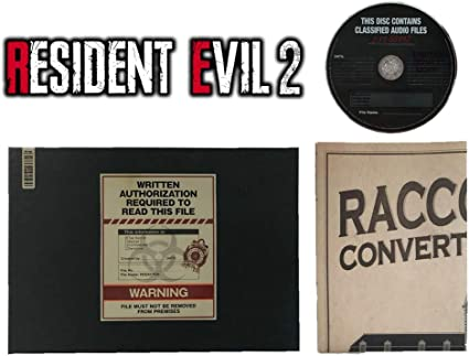 Amazon Com Biohazard Re 2 Resident Evil 2 Collector S Edition