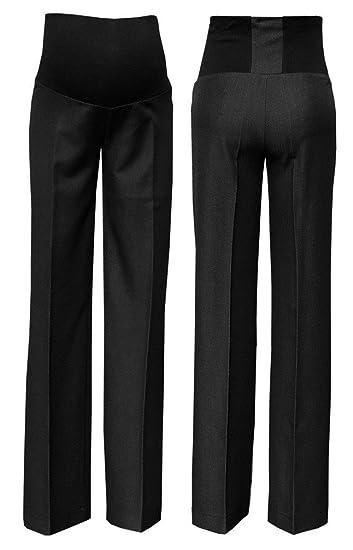 Pantalon Zeta Workwear Extensible Maternité Femme Style Ville 246c Empiècement rBxoCWQde