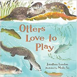 :ONLINE: Otters Love To Play. Frente Aegean Garbage Porque other