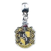 Harry Potter Hufflepuff Crest Slider Charm