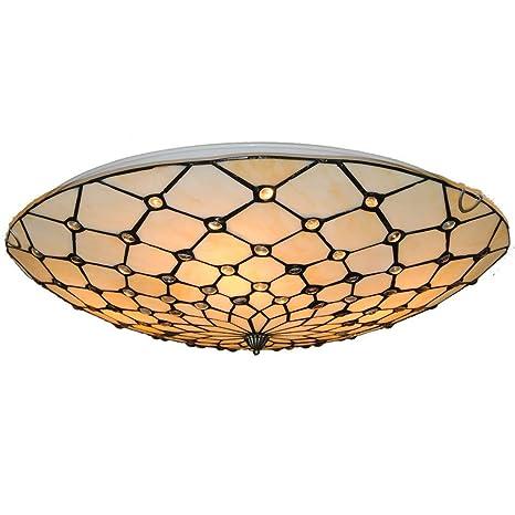 Lámpara de techo pintada creativa clásica, lámparas ...