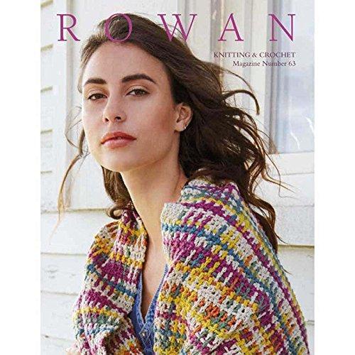 - Rowan Knitting and Crochet Magazine 63 Spring 2018