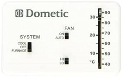 Dometic Thermostat 3105058 Wiring Diagram Dometic RV Thermostat ...
