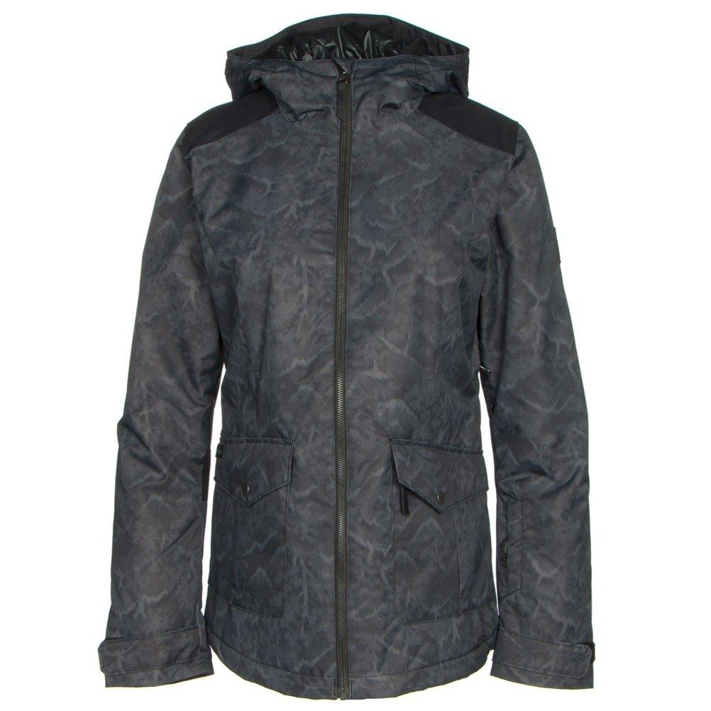 Columbia Women's catacomb Crest Omni Heat Ski Hooded Jacket (M)