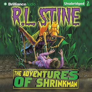The Adventures of Shrinkman Audiobook