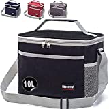 10L! 10L! 10L! Lunch Bag,Lunch Box,Insulated Lunch Bag Box,Lunch Box for Men/Women,Lunch Bag for Women/Men,Reusable Bag,Beach