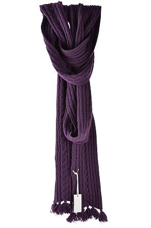 Tom Ford Écharpe Homme Pourpre violet Plaine Cachemire 320 cm x 10 ... 6b6cf69671d