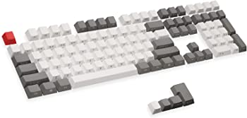 RK Royal Kludge 115 Classical PBT Side Front Printed Keycaps