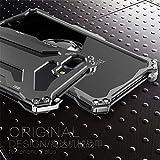 iphone-7-plus-Case-Lwgon-Aluminum-Metal-Shock-Proof-Frame-Bumper-Double-Color-Oxidation-Aluminum-Metal-Case-Cover-for-iphone-7-plus-GD-black