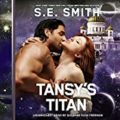 Tansy's Titan: Cosmos' Gateway, Book 3 | S. E. Smith