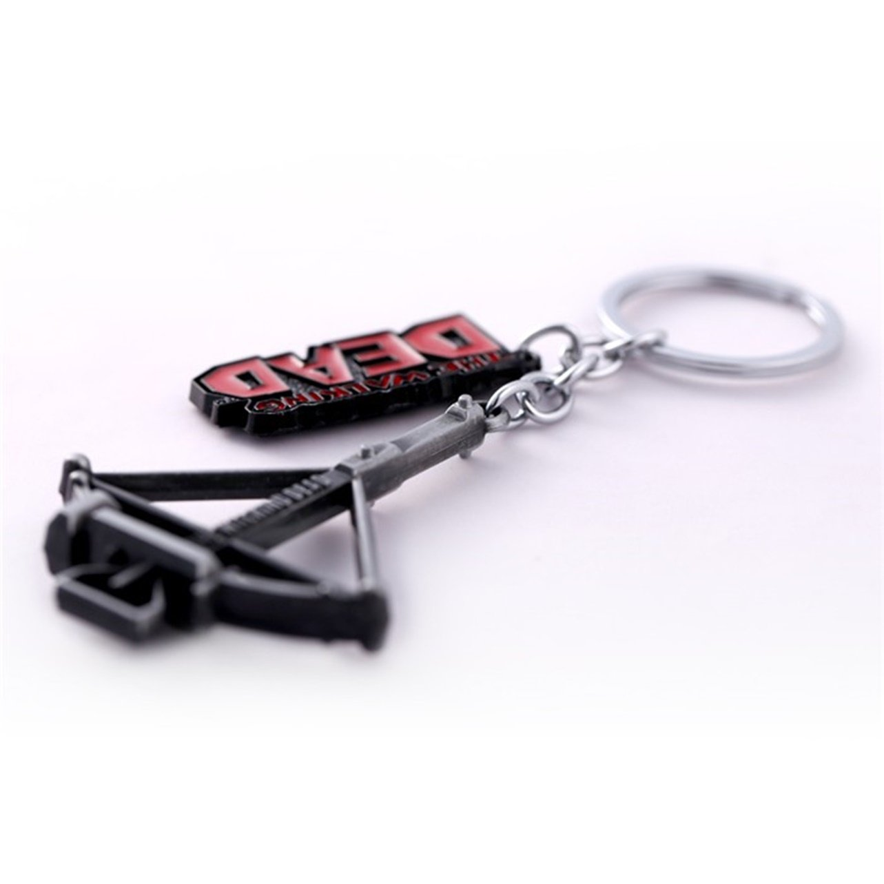 Amazon.com : 1 Pc Mini Pocket Walking Dead Zombies Keychain ...