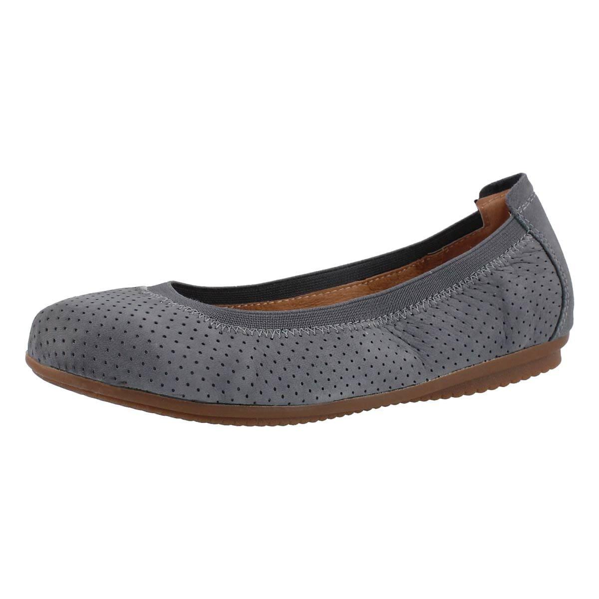 cb9efcfe3a7 Josef Seibel Women s Pippa 51 Ballerina Flat Jeans 36 M EU  Amazon.ca  Shoes    Handbags