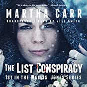 The List Conspiracy: Wallis Jones Series, Book 1 | Martha Carr