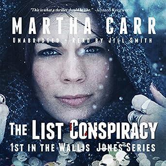 Amazon com: The List Conspiracy: Wallis Jones Series, Book 1