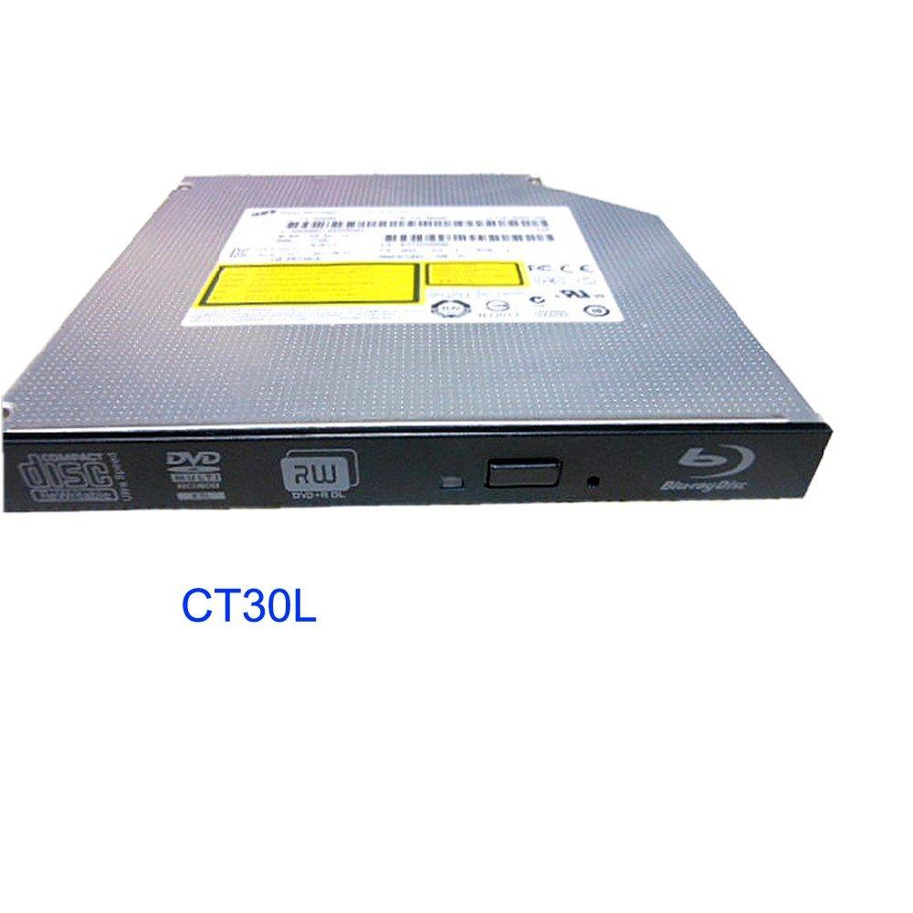 Tray Load 6x Blu-ray Combo Dvd-burner Drive Ct30l for Hp Samsung Laptop Replace Ct21l Ct10l Ts-lb23l---lp333 by LP