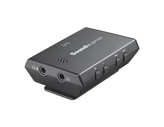 13 opinioni per Creative Sound Blaster E3 Amplificatore per Cuffie, Bluetooth, Nero