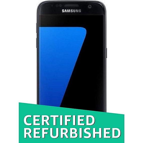 Certified REFURBISHED Samsung Galaxy S7 Black Onyx 32GB
