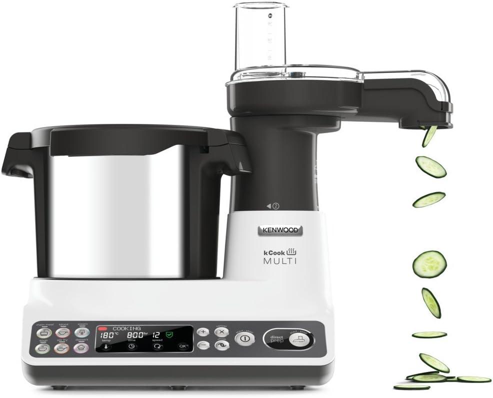 Kenwood KCook Multi CCL401WH - Robot de cocina multifunción de ...
