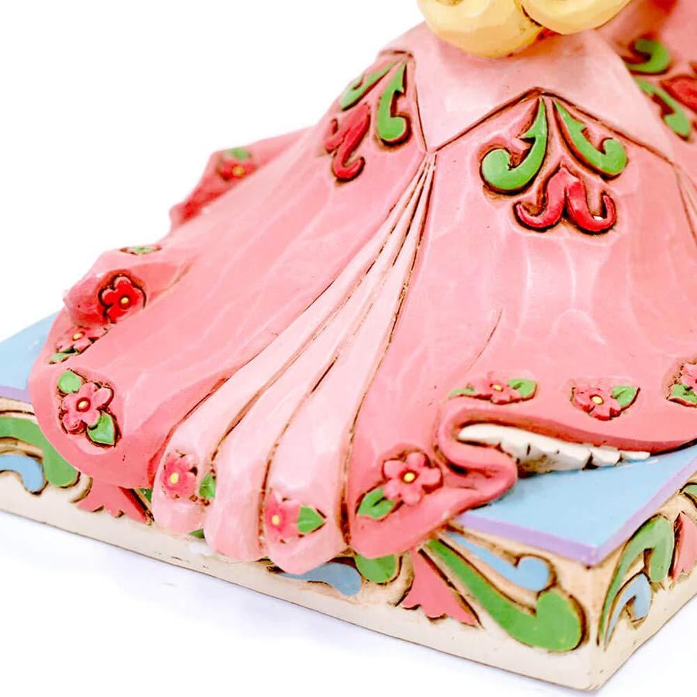 Multicolore 9 cm Disney Tradition Figurina Resina