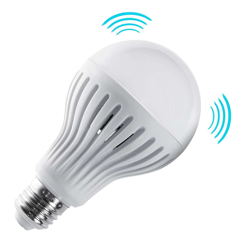 Maclean MCE177 - Bombilla LED con sensor de movimiento para ...
