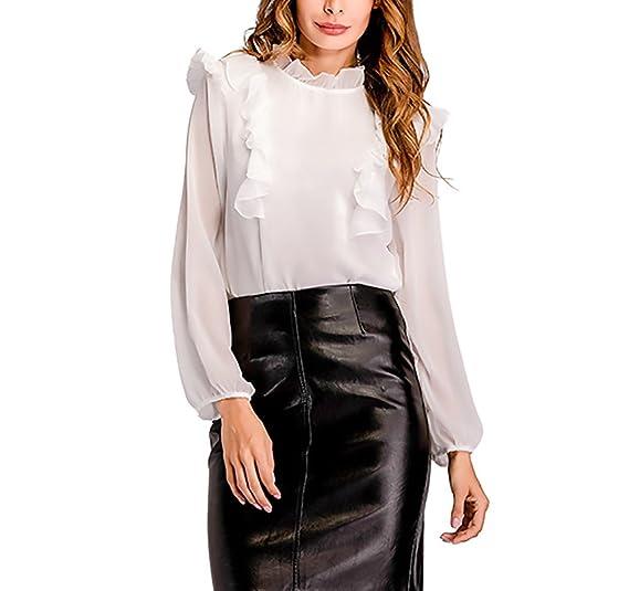 Blusas de dama moda actual