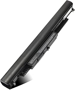 New Replacement HS03 HS04 Laptop Battery for Hp 14 15 Notebook PC Series 15-ay009dx 15-ba009dx 15-af131dx fits Spare 807956-001 807957-001 Model HSTNN-LB6U HSTNN-LB6V Part Number TPN-C125 TPN-C126