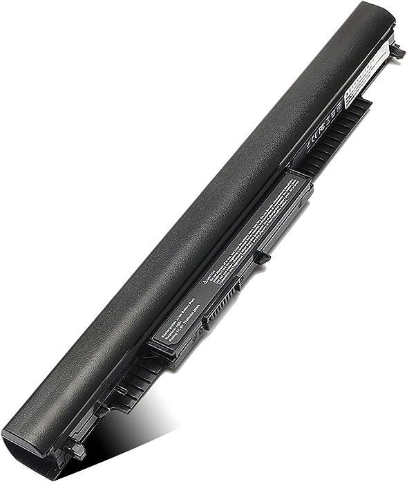 New Replacement HS03 HS04 Laptop Battery for Hp 14 15 Notebook PC Series 15-ay009dx 15-ba009dx 15-af131dx fits Spare 807956-001 807957-001 Model HSTNN-LB6U HSTNN-LB6V Part Number TPN-C125 TPN-C126