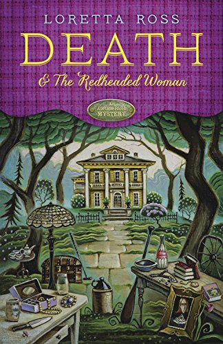 Death & the Redheaded Woman (An Auction Block Mystery Book 1)