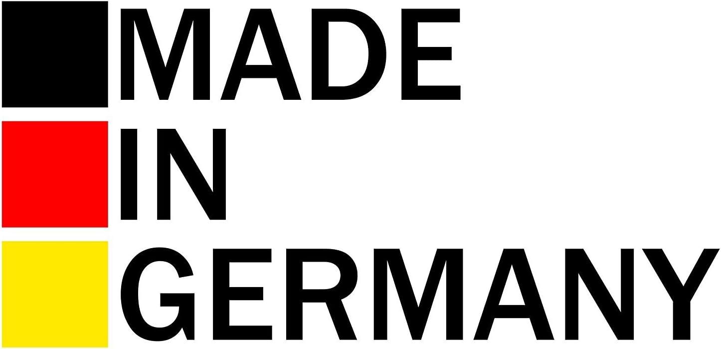 incluye etiquetas etiquetas /2/x tropffl cenizas 10/ml Sin BPA botella medicinal marr/ón cristal Viva-Haushaltswaren/ fabricado en Alemania