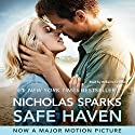 Safe Haven Audiobook by Nicholas Sparks Narrated by Rebecca Lowman