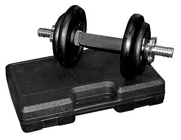 Generic - Juego de Mancuernas para Entrenamiento (15 kg, Incluye ...