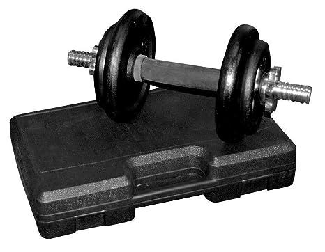 Generic - Pesas de Gimnasia para Entrenamiento (15 kg, Incluye Mancuernas)