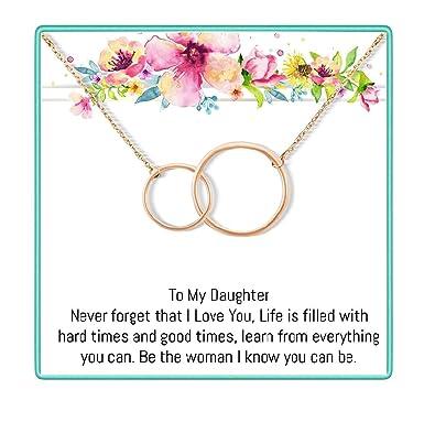 OnePurposeGifts To My Daughter Gifts Birthday Sweet 16 Graduation Gift For Her