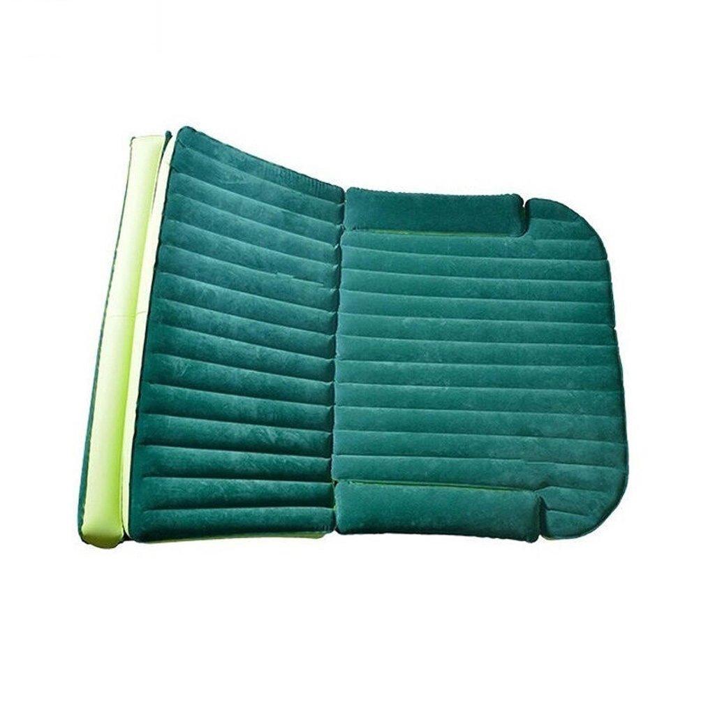 RMJXJJ-car air bed Auto-Hintere Auspuff-Auflage-Auto-aufblasbares Bett-Auto SUV aufblasbares Kissen-Bett-Reise-Bett-Stamm-Luft-Bett