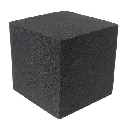 perfk 1 PC Espuma de Cuña Acústica Paneles de Absorción Sonido para Producción Musical Electrónica Aprendiziaje