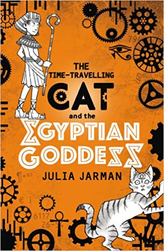 Image result for the time travelling cat and the egyptian goddess