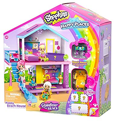Shopkins Happy Places S5 Beach House Childrens Toy
