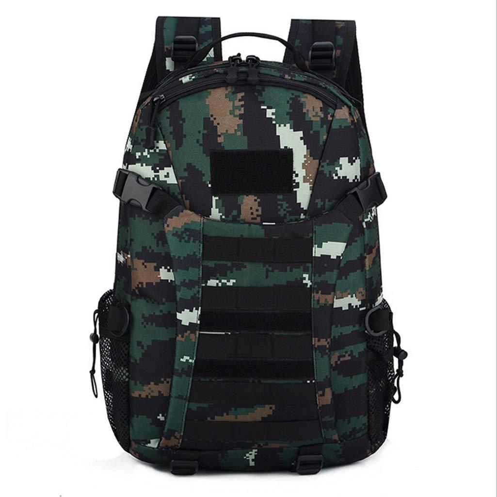 8f48d48066 Zaino multifunzione mimetico, borsa da da da alpinismo in nylon impermeabile,  zaino da campeggio zaino sportivo da esterno 55L (colore Land camouflage,  ...